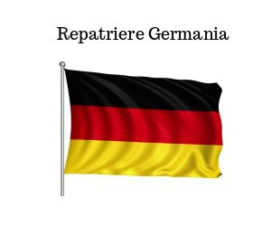 Repatriere decedati Germania